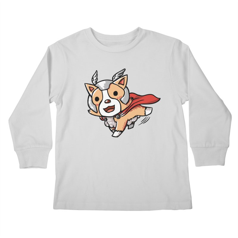 Thorgi Kids Longsleeve T-Shirt by La La Lune