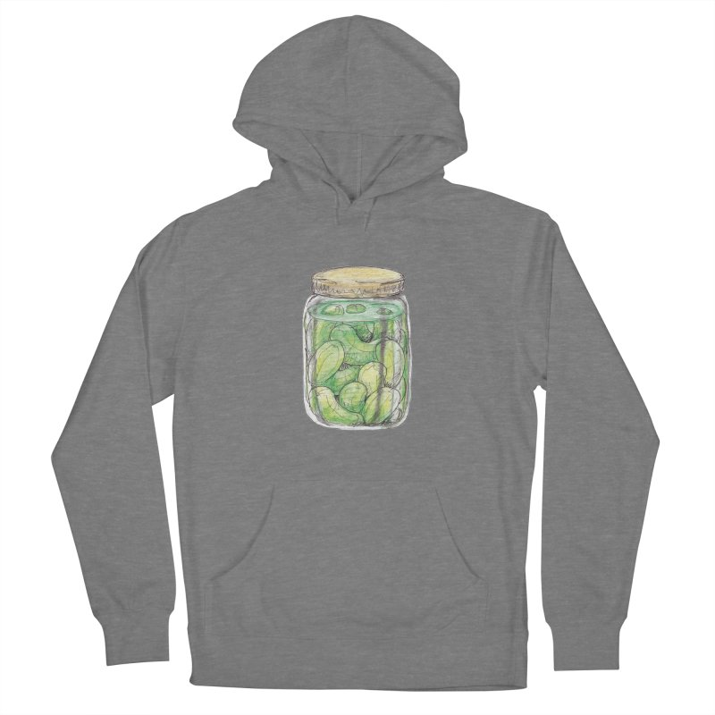 Pickle Jar Women's Pullover Hoody by The Pickle Jar's Artist Shop