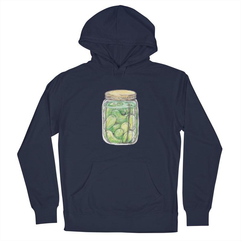 Pickle Jar Men's Pullover Hoody by The Pickle Jar's Artist Shop