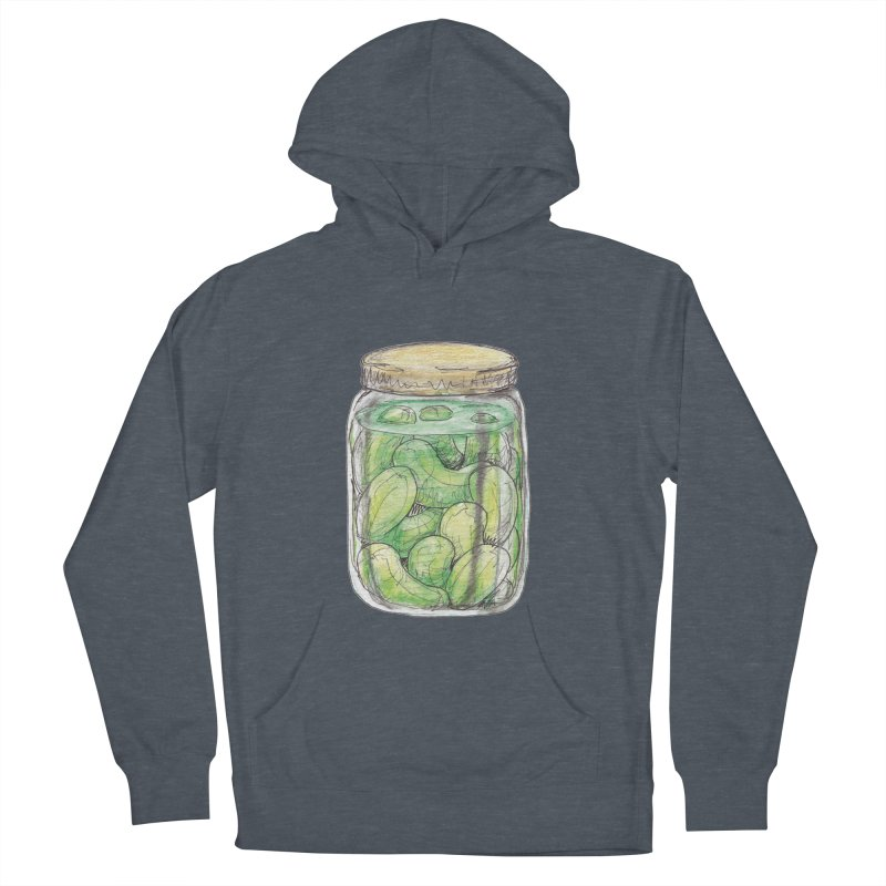 Pickle Jar Men's Pullover Hoody by The Pickle Jar's Artist Shop