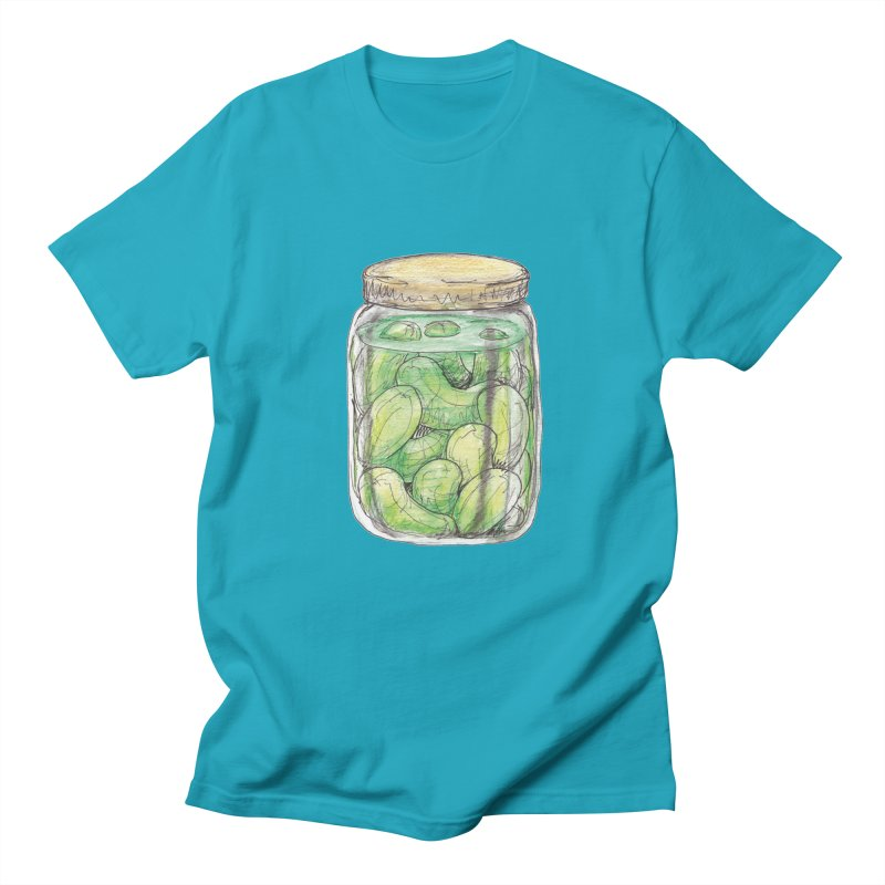 Pickle Jar Men's T-shirt by The Pickle Jar's Artist Shop