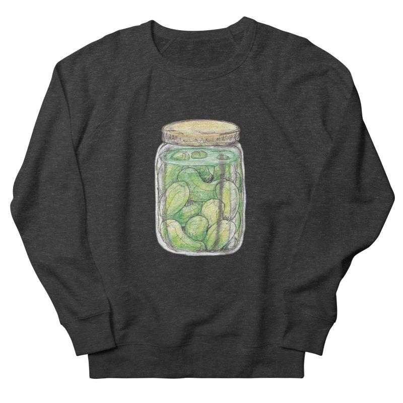 Pickle Jar Women's Sweatshirt by The Pickle Jar's Artist Shop