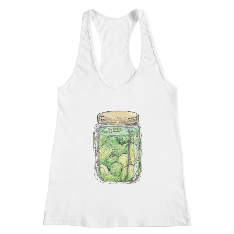 Pickle Jar Women's Tank by The Pickle Jar's Artist Shop