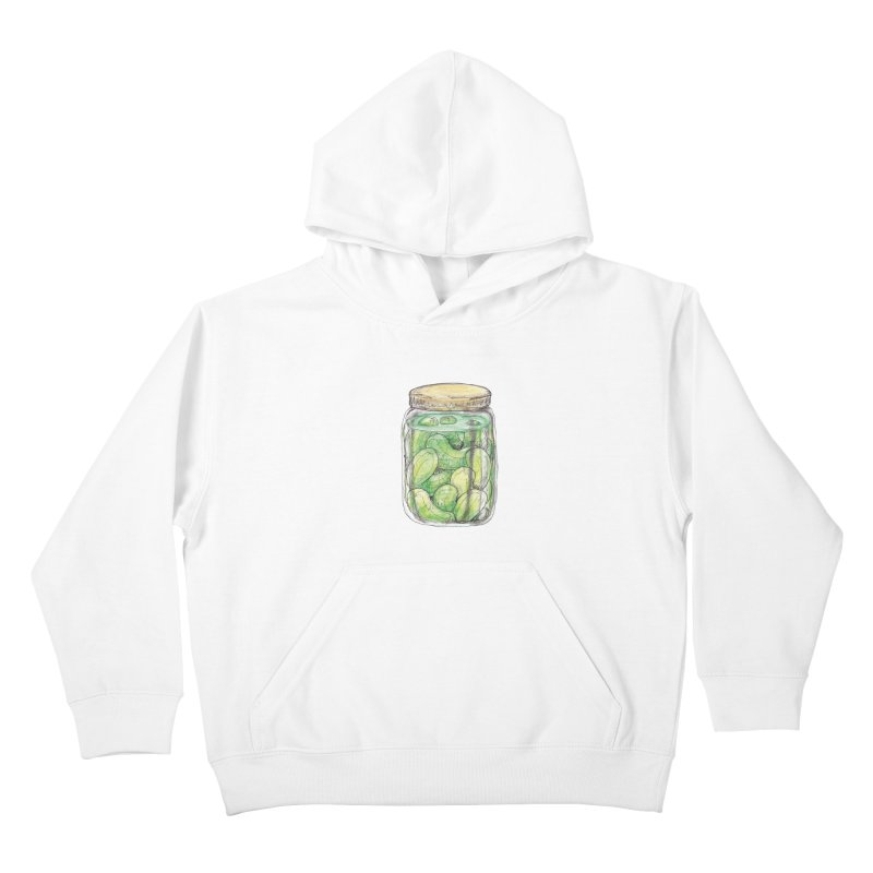 Pickle Jar Kids Pullover Hoody by The Pickle Jar's Artist Shop