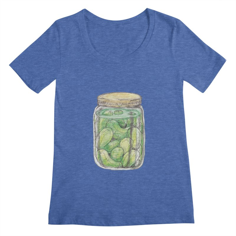 Pickle Jar   by The Pickle Jar's Artist Shop