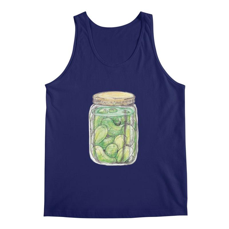 Pickle Jar Men's Tank by The Pickle Jar's Artist Shop