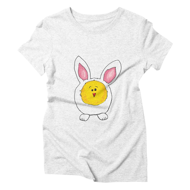 Chick in a Bunny Suit   by The Pickle Jar's Artist Shop