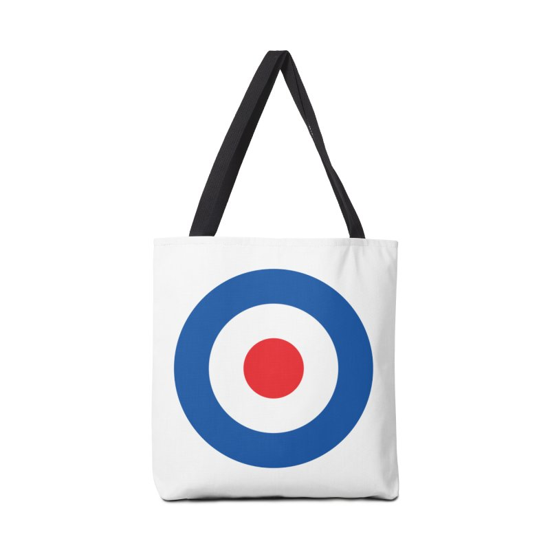 Mod target Accessories Bag by The Pickle Jar's Artist Shop
