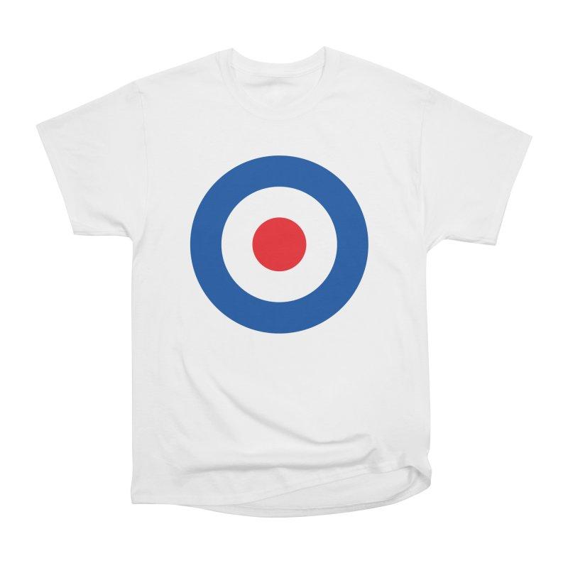 Mod target Women's T-Shirt by The Pickle Jar's Artist Shop