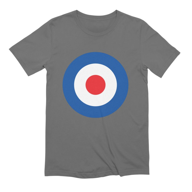 Mod target Men's Extra Soft T-Shirt by The Pickle Jar's Artist Shop