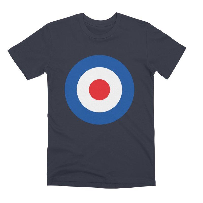 Mod target Men's Premium T-Shirt by The Pickle Jar's Artist Shop