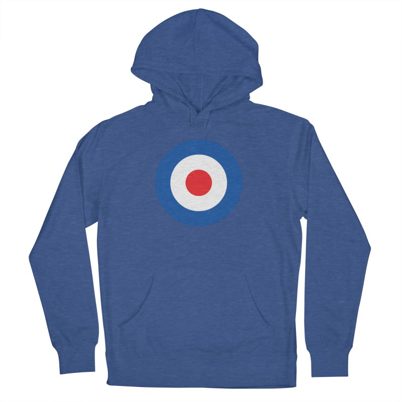 Mod target Women's Pullover Hoody by The Pickle Jar's Artist Shop
