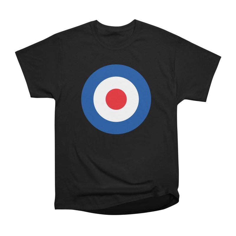 Mod target Men's Heavyweight T-Shirt by The Pickle Jar's Artist Shop