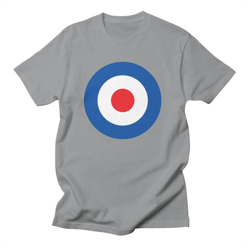 Mod target Women's Unisex T-Shirt by The Pickle Jar's Artist Shop