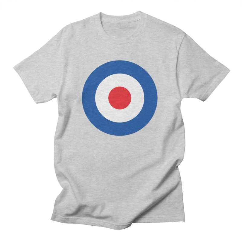 Mod target Men's Regular T-Shirt by The Pickle Jar's Artist Shop