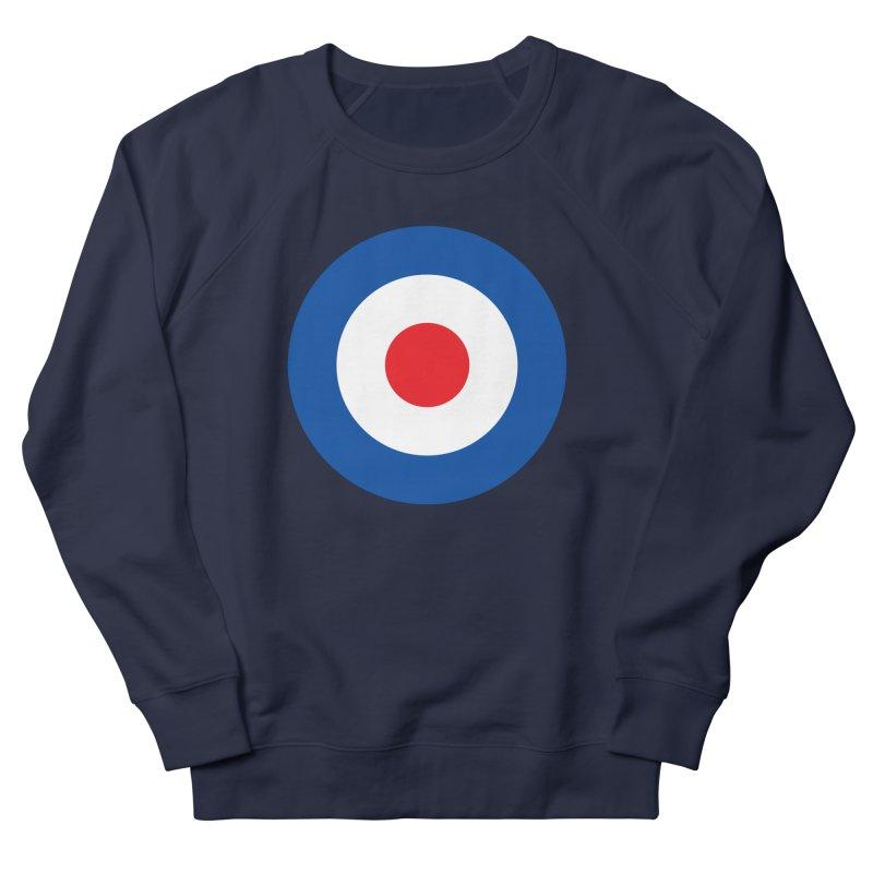 Mod target Men's Sweatshirt by The Pickle Jar's Artist Shop