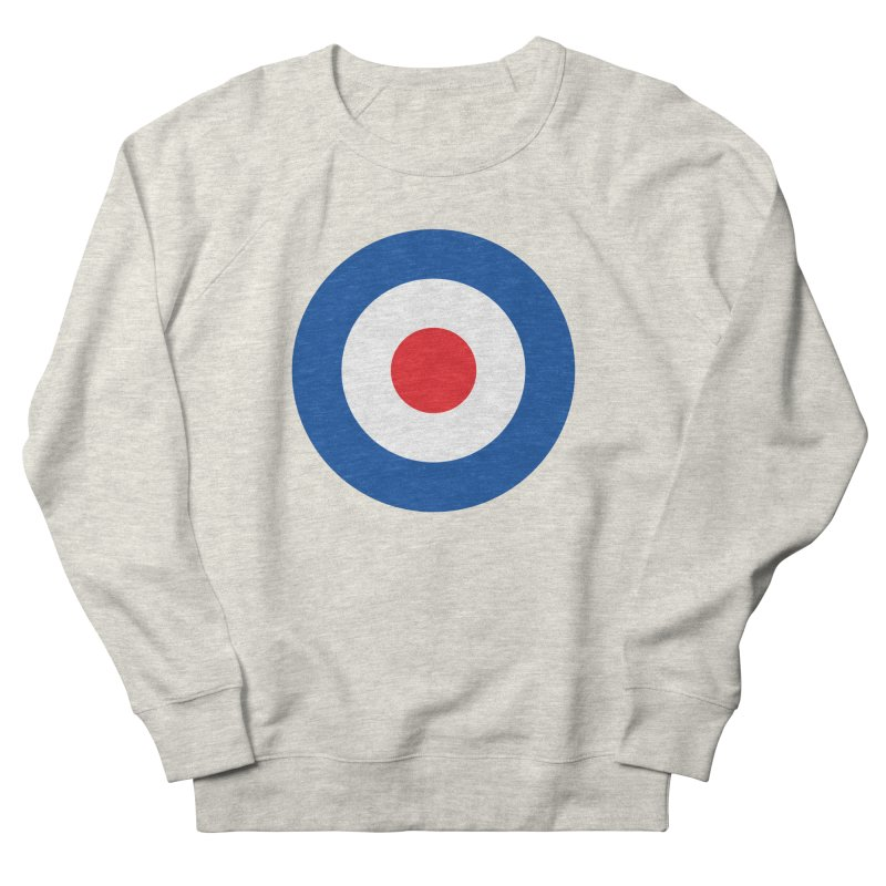 Mod target Men's Sweatshirt by The Pickle Jar's Artist Shop