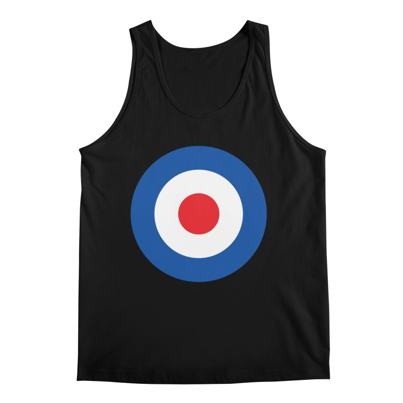 Mod target Men's Tank by The Pickle Jar's Artist Shop