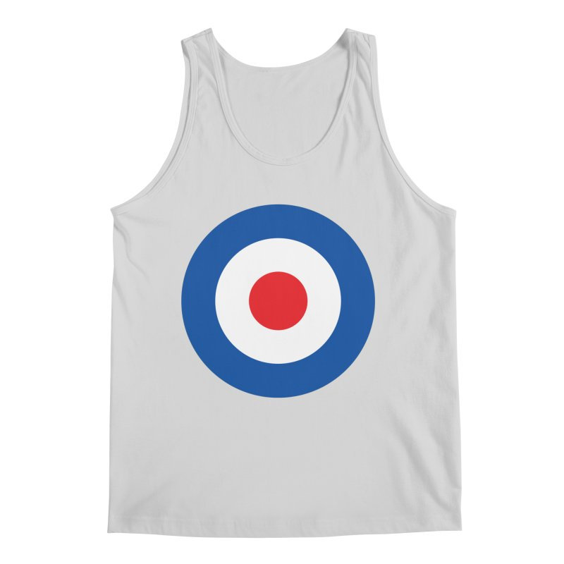 Mod target Men's Regular Tank by The Pickle Jar's Artist Shop