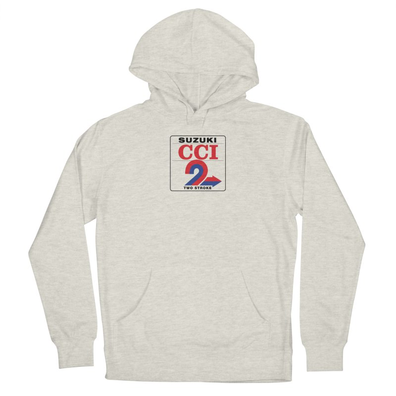 Classic 2 stroke Men's Pullover Hoody by The Pickle Jar's Artist Shop