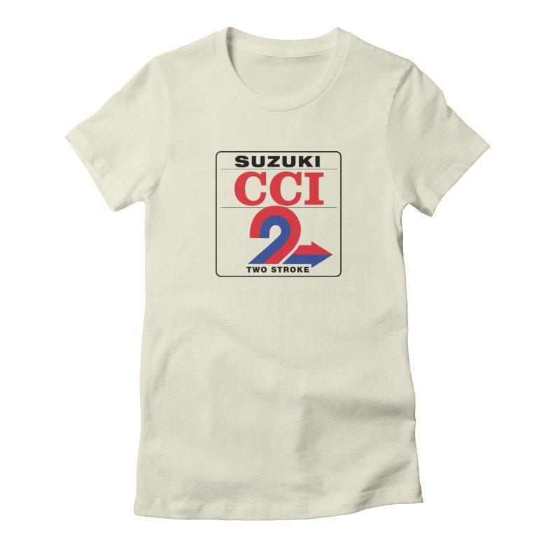 Classic 2 stroke Women's T-Shirt by The Pickle Jar's Artist Shop