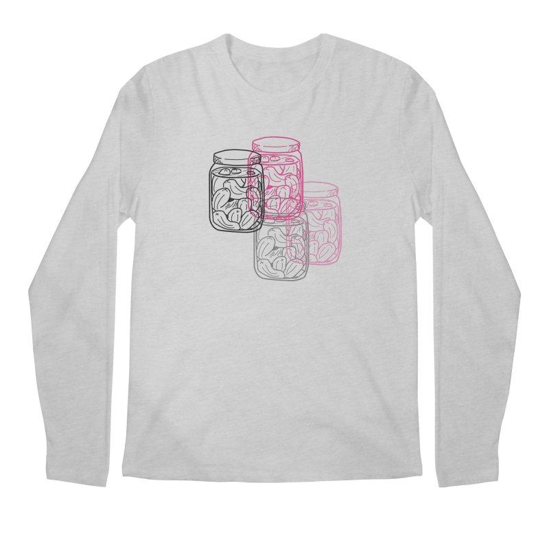 Pickle Jar frequencies Men's Regular Longsleeve T-Shirt by The Pickle Jar's Artist Shop