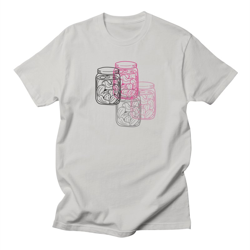 Pickle Jar frequencies Women's Regular Unisex T-Shirt by The Pickle Jar's Artist Shop