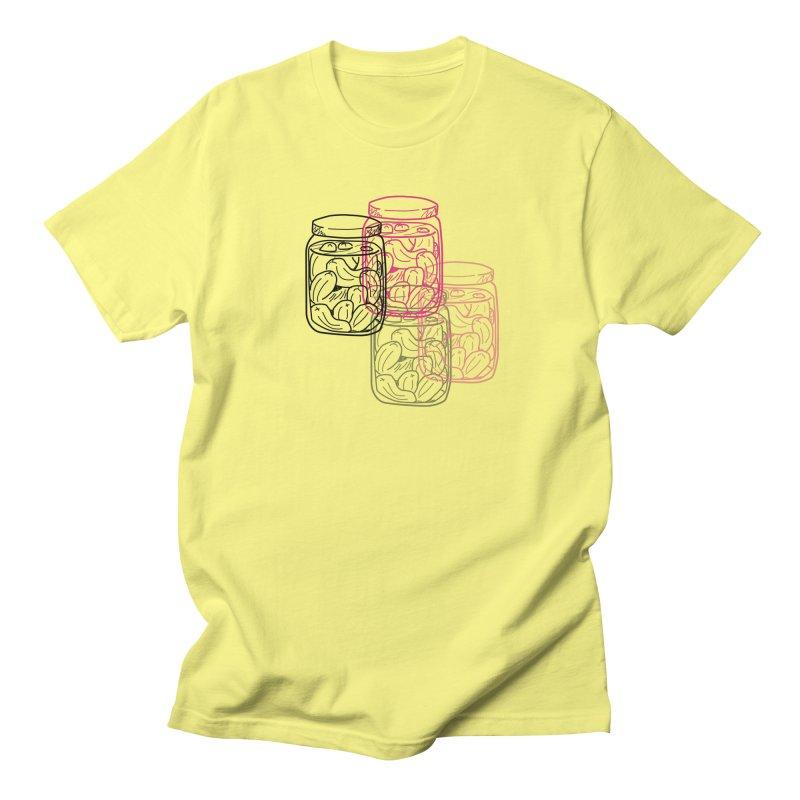 Pickle Jar frequencies Men's Regular T-Shirt by The Pickle Jar's Artist Shop