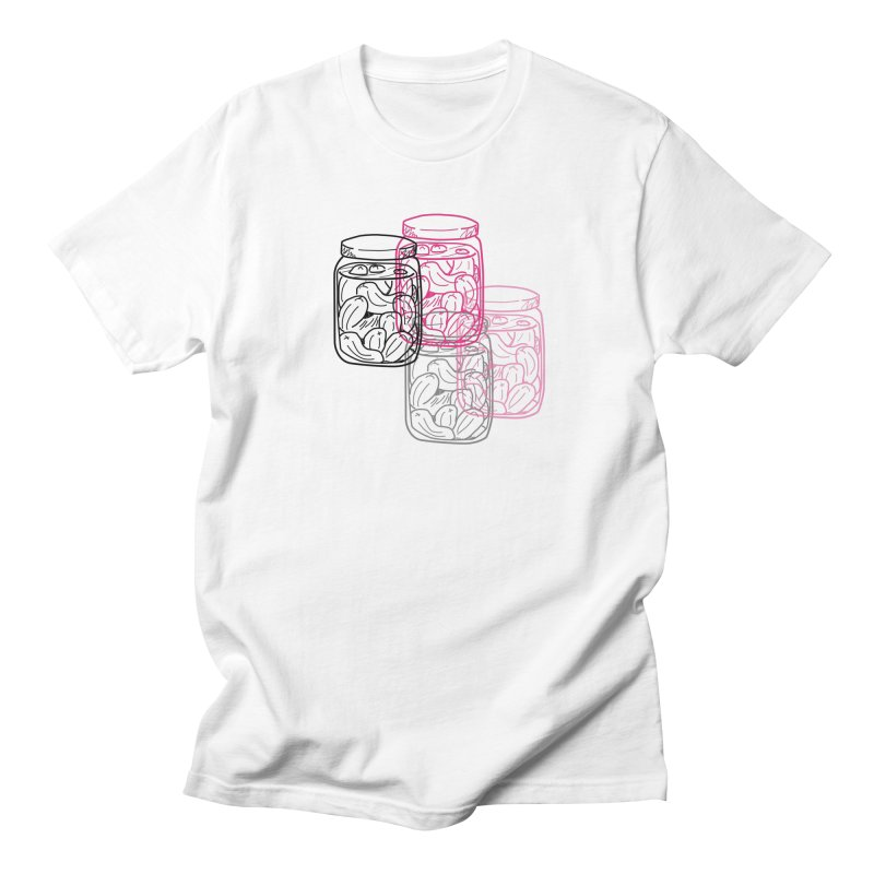 Pickle Jar frequencies Men's Regular T-Shirt by The Pickle Jar's Artist Shop