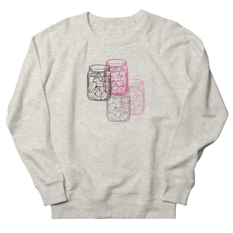 Pickle Jar frequencies Women's Sweatshirt by The Pickle Jar's Artist Shop