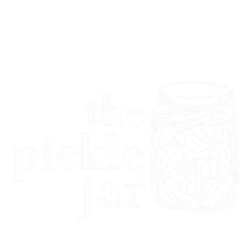 The Pickle Jar's Artist Shop Logo