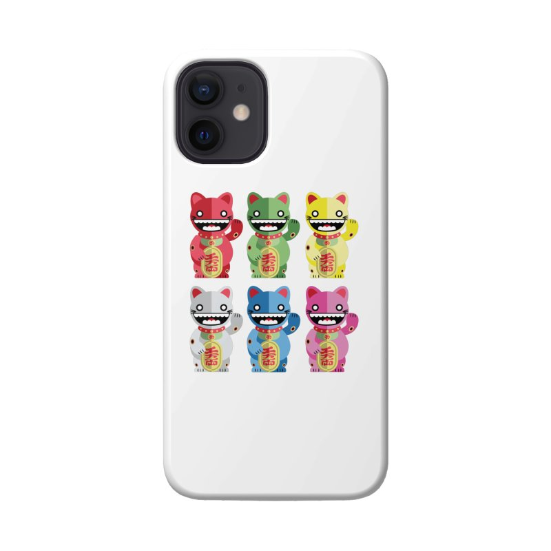 Lucky Cats for you Accessories Phone Case by libedlulo
