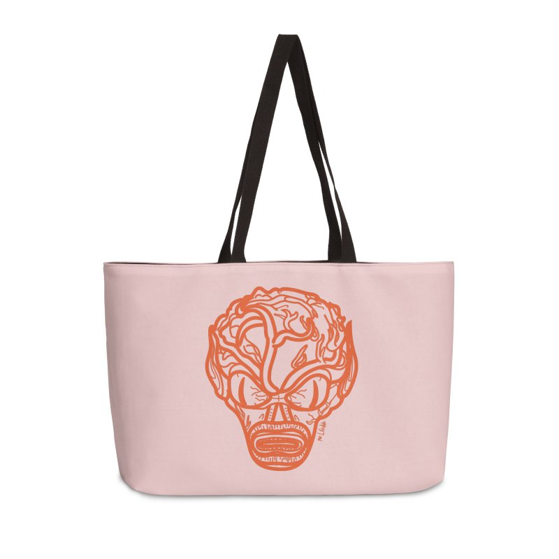 Invasion of the Saucermen Accessories Bag by libedlulo