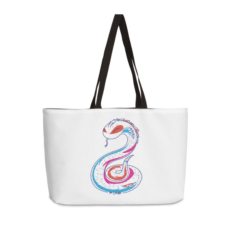 Snake Accessories Bag by libedlulo