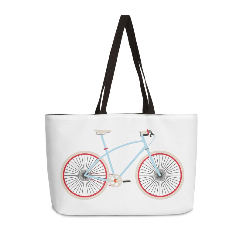 Fixie Bike Accessories Bag by libedlulo