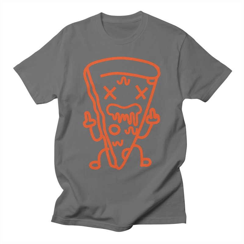F**kn´Pizza Men's T-Shirt by libedlulo
