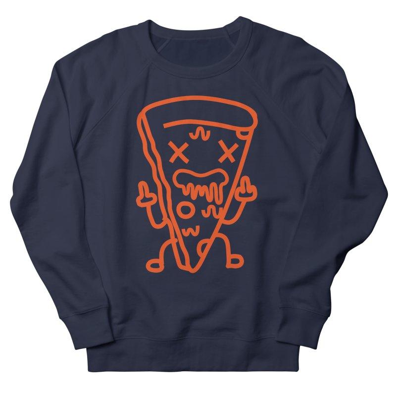 F**kn´Pizza Men's Sweatshirt by libedlulo