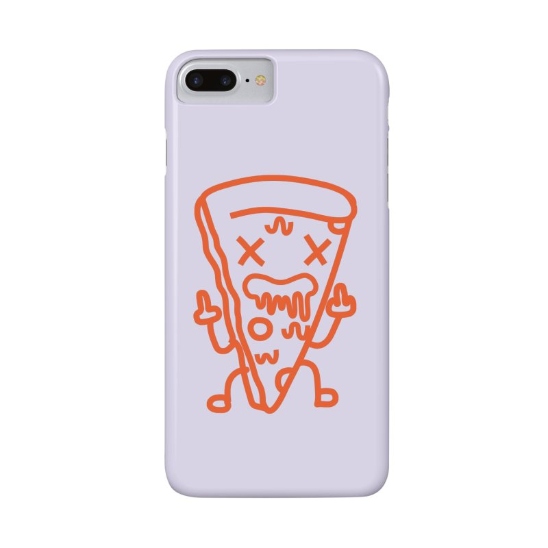 F**kn´Pizza Accessories Phone Case by libedlulo