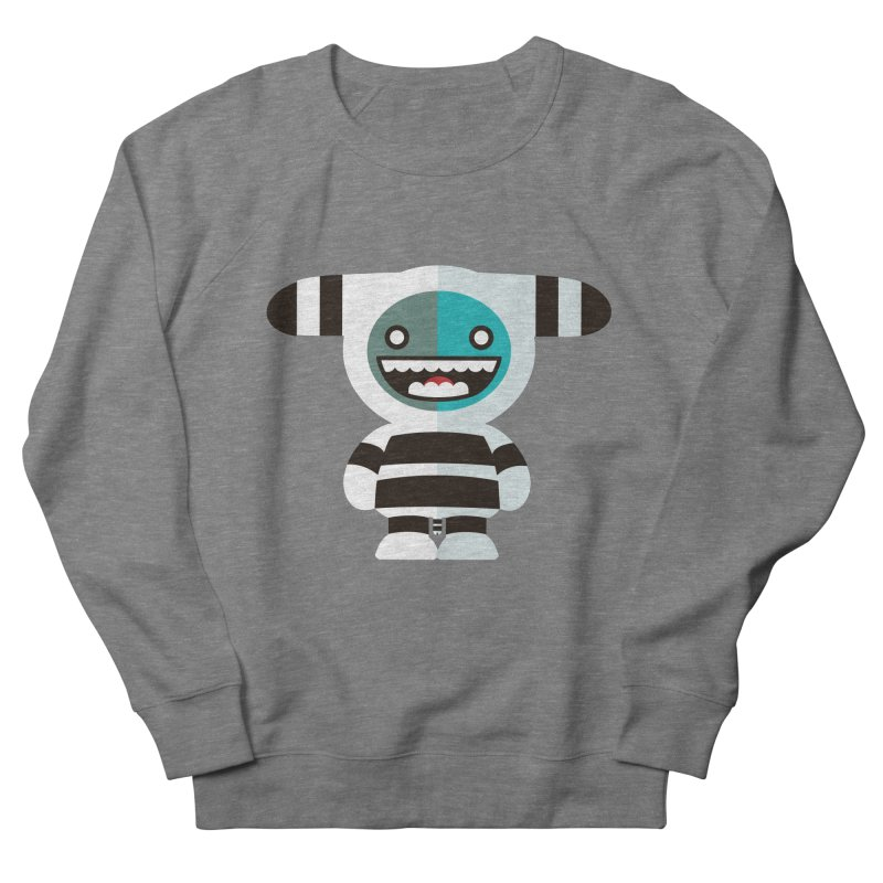 Funky Selk´nam Men's French Terry Sweatshirt by libedlulo