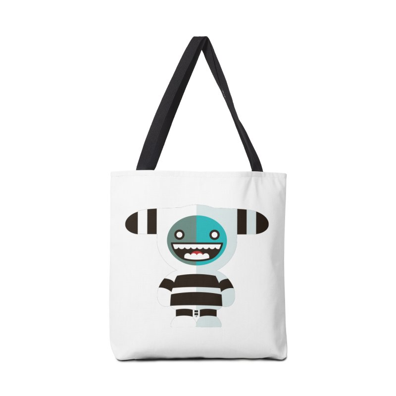 Funky Selk´nam Accessories Tote Bag Bag by libedlulo