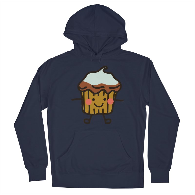Summer Cupcake Men's Pullover Hoody by libedlulo