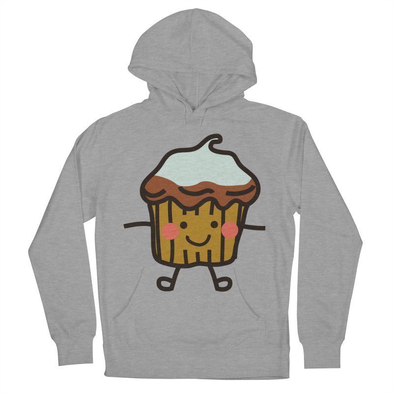 Summer Cupcake Women's French Terry Pullover Hoody by libedlulo