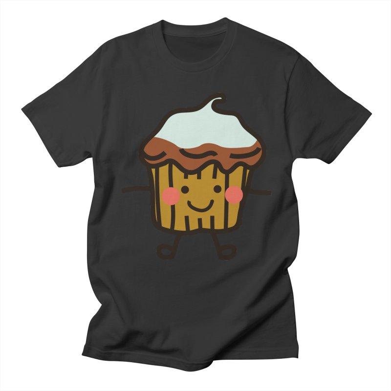 Summer Cupcake Women's Regular Unisex T-Shirt by libedlulo