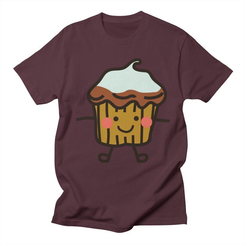 Summer Cupcake Men's T-Shirt by libedlulo