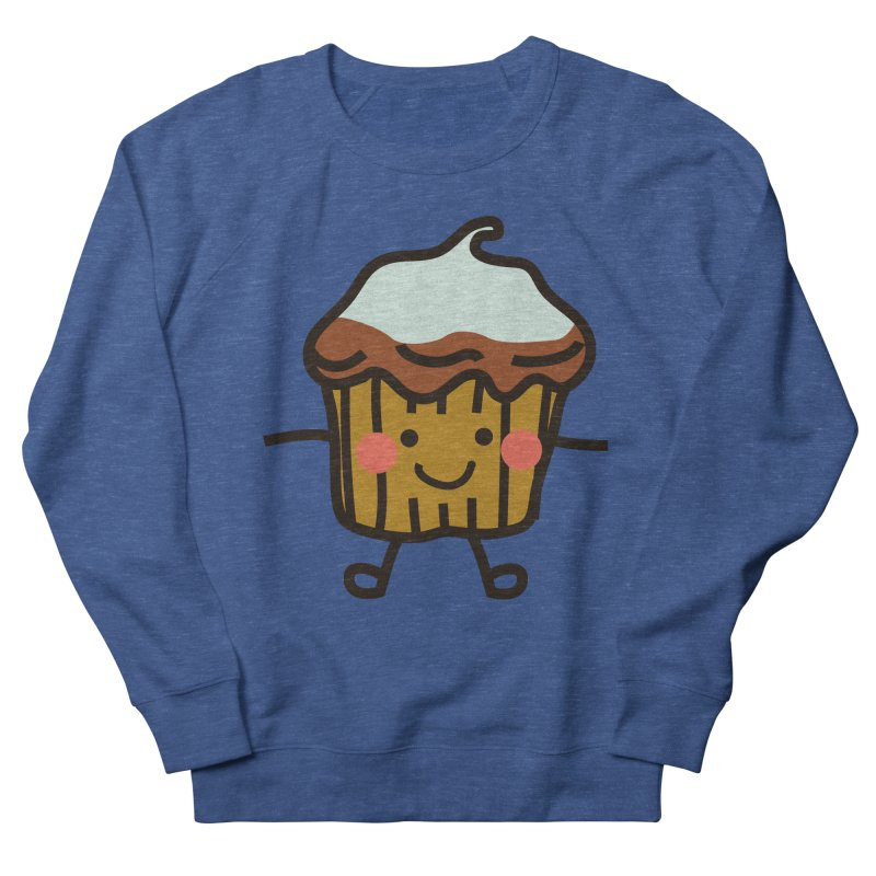 Summer Cupcake Men's Sweatshirt by libedlulo