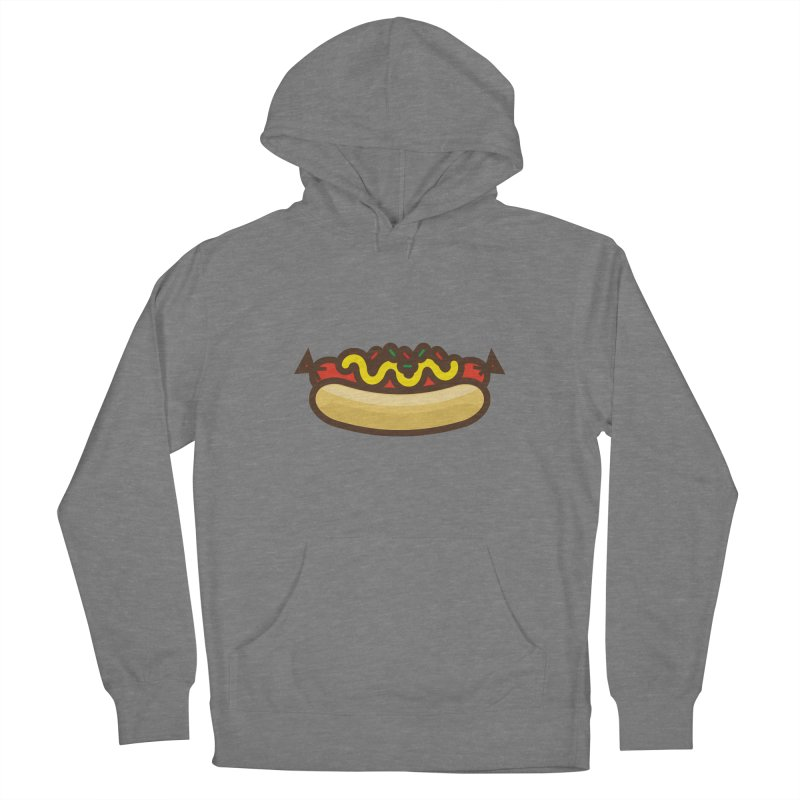 Summer Hotdog Women's Pullover Hoody by libedlulo