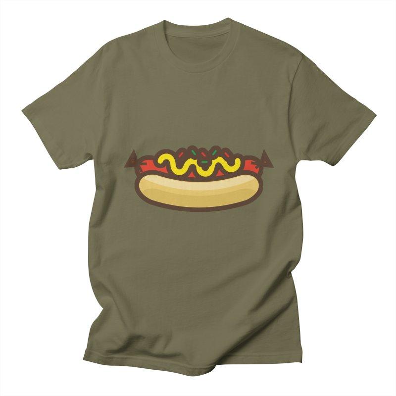 Summer Hotdog Women's Regular Unisex T-Shirt by libedlulo