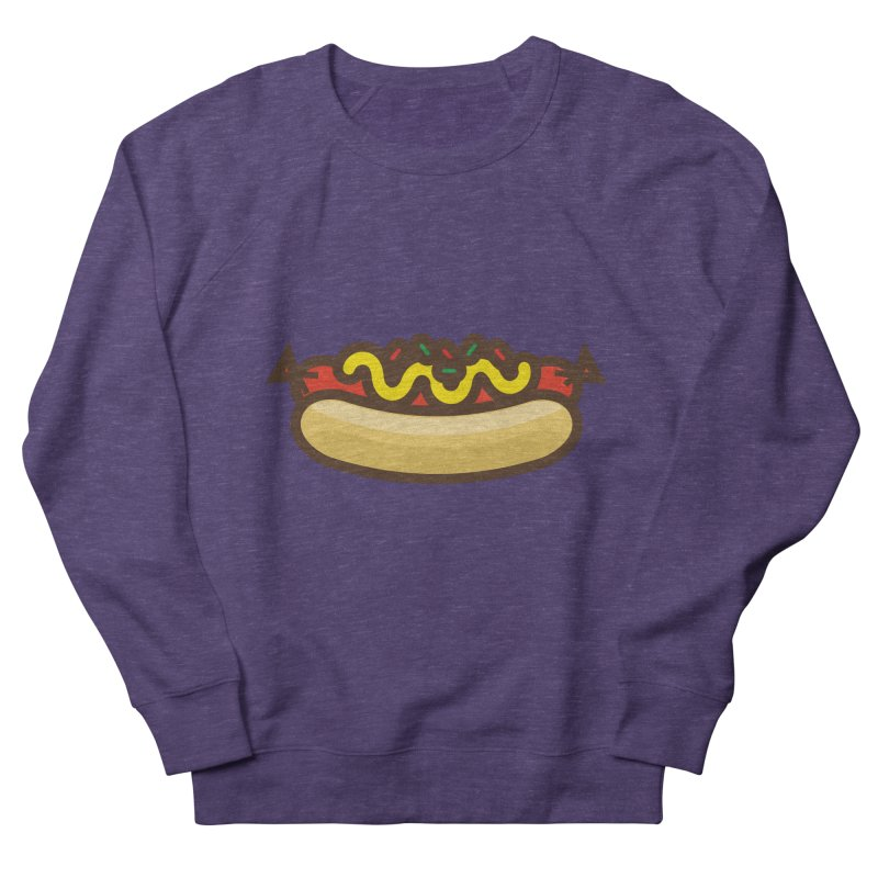 Summer Hotdog Men's French Terry Sweatshirt by libedlulo