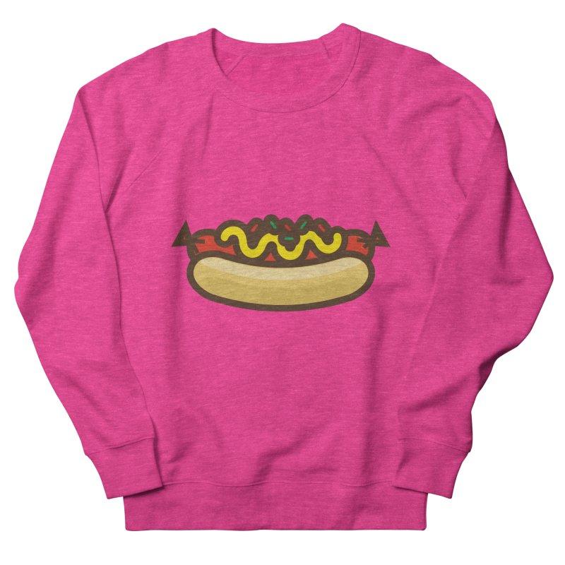 Summer Hotdog Men's French Terry Sweatshirt by libedlulo