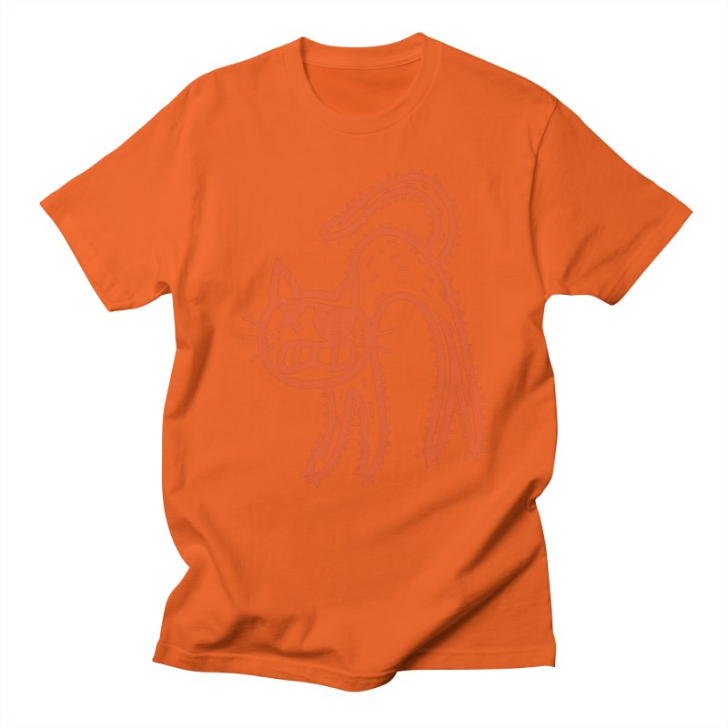 Pirate Cat Women's Regular Unisex T-Shirt by libedlulo